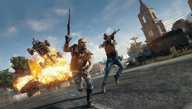 Трейлер версии PUBG для Xbox Playerunknown's Battlegrounds