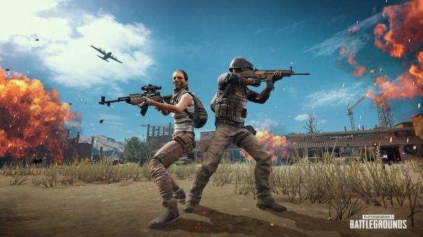 В PUBG появились российские серверы Playerunknown's Battlegrounds